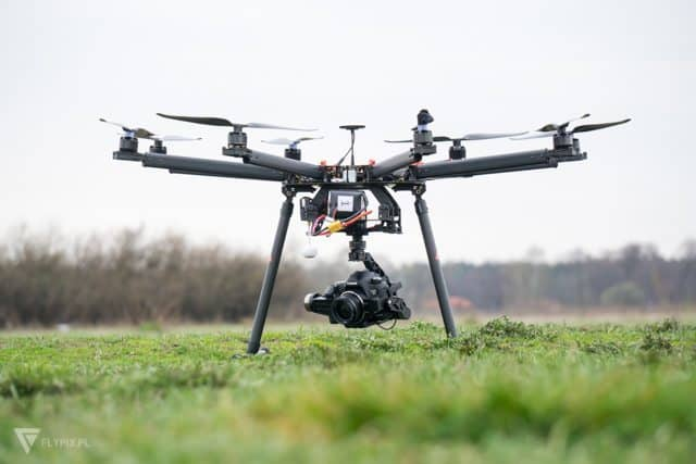 Filmy z drona Katowice