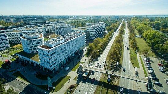 Zdjęcia z drona Poznań